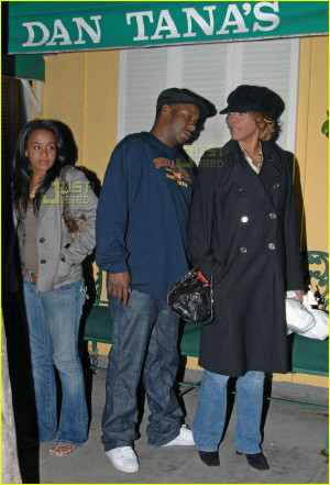 Bobbi Kristina Houston Whitney