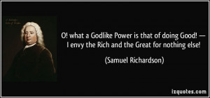 More Samuel Richardson Quotes