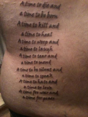 Tattoos With Meaning Quotes