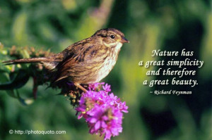 Images Of Nature Beauty With Quotes
