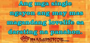Ang mga single ngayon ang may mas magandang lovelife sa darating na ...