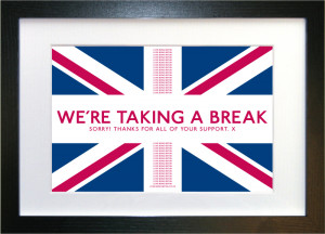 For aftersales queries please contact info@lovebeingbritish.co.uk