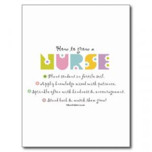 student nurse quotes inspirational