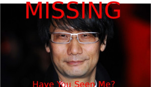 Hideo Kojima Metal Gear Solid 5