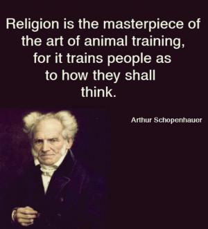 Schopenhauer quote