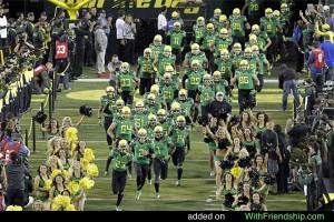 Oregon Ducks football