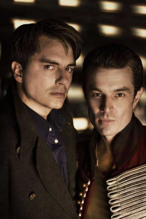 Image detail for -John Barrowman and James Marsters in Torchwood