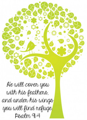 Nursery Scripture and Quote Art Printables