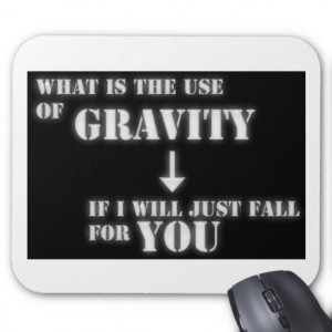 Cheesy Love Quotes Mousepads