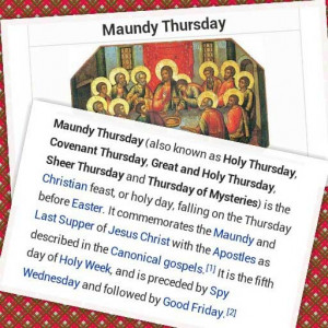maundy thursday quotes share happy maundy thursday on social