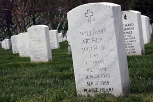 Headstones and Markers