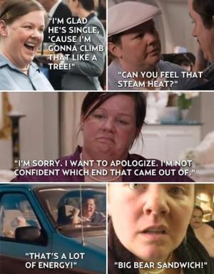 Vh Vh Bridesmaids Movie - funny quotes by Megan.