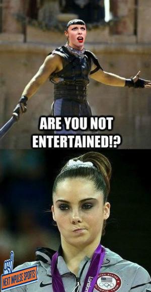 Ashely Wagner Olympics Meme