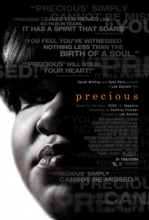 """Lee Daniels's PRECIOUS: BASED ON THE NOVEL """"PUSH"""" BY SAPPHIRE is ..."""