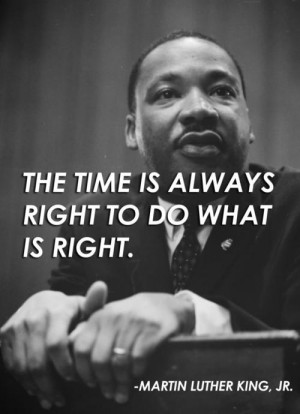Famous quotes from martin luther king