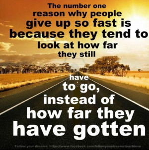 Quote of the Week: Look How Far You've Come