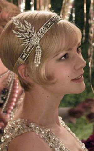 Daisy Buchanan Costume | Today I chose Daisy Buchanan from Baz Luhrman ...