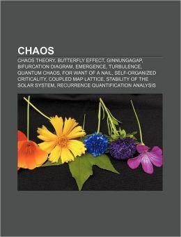 Chaos: Chaos theory, Butterfly effect, Ginnungagap, Bifurcation ...
