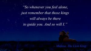 Lion King Quotes Mufasa Lion king quotes mufasa lion