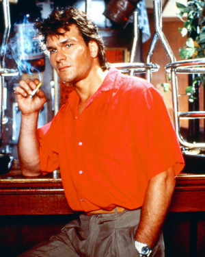 patrick swayze height weight roadhouse