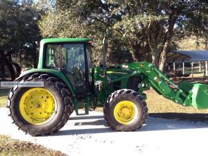 John Deere Premium Tractor