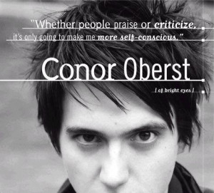 Conor Oberst...it really is