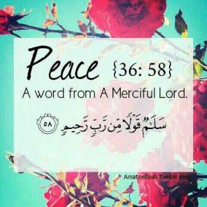 ... Peace, Arabic Beautiful, Islam Quotes, Islam Allah, Faith, Alquran