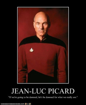 Related Pictures Jean Luc Picard Star Trek