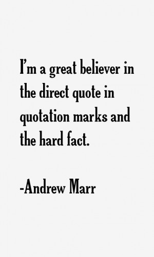 Andrew Marr Quotes & Sayings