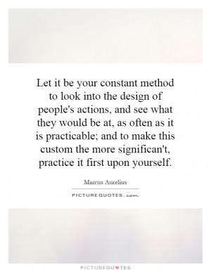 more significan 39 t practice it first upon yourself Picture Quote 1
