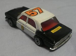 Audi 100 C1 Sheriff 39 s Car by Zylmex Zee Toys