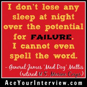 64 Marine Corps General James Mad Dog Mattis Quote Victoria LoCascio ...