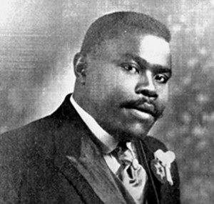 ... for others and personal responsibility by studying Marcus Garvey
