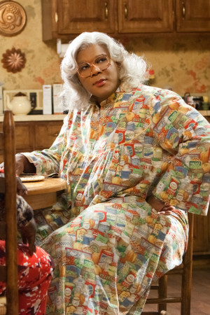 Madea (Tyler Perry) in TYLER PERRY'S MADEA'S BIG HAPPY FAMILY. Photo ...