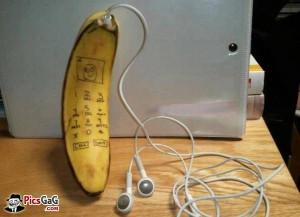Banana Phone Funny Mobile