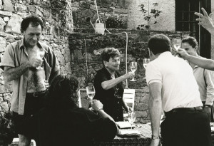 ... family, whose wines were served at Panisse. Photo: Alice Waters