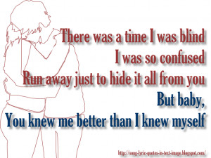 What A Girl Wants - Christina Aguilera Song Lyric Quote in Text Image