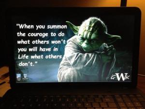 Yoda quotes Pastor Keith!: Quotes Funny, Yoda Quotes, Master Yoda ...