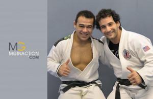 Josh Waitzkin and Jiu Jitsu Legend Marcleo Garcia Launch www ...
