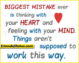 Thinking with your heart