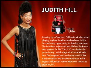 Thread: Judith Hill