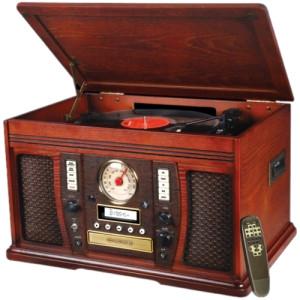 Innovative Technology ITVS-750 Record/CD/Cassette Turntable - 33.33 ...