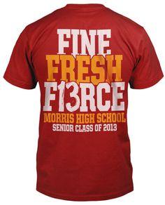 Hype Class Shirt Designs