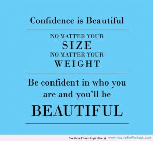 ... is Beautiful - Motivational Fitness Quote - InspireMyWorkout