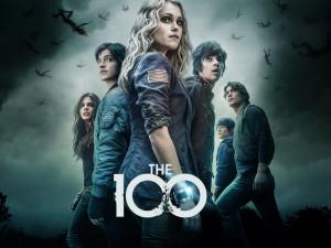 The 100 (TV Show) The 100 Cast Promos