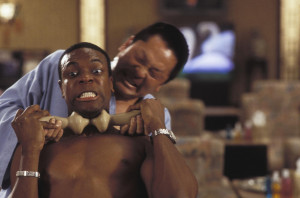 Jackie Chan, Don Cheadle & Chris Tucker Appear In Rush Hour 2 Picture