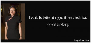 More Sheryl Sandberg Quotes