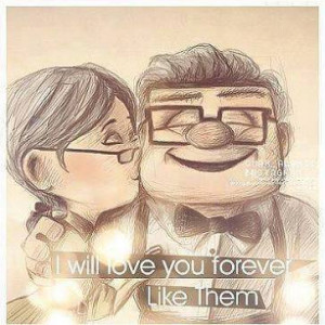 Love Quotes From Disney Up