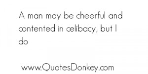Cheerfulness keeps up a kind of daynight in the mind.