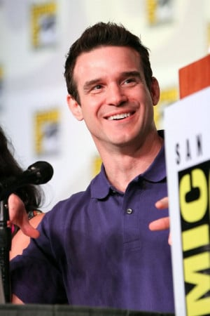 Eddie McClintock at event of Warehouse 13 (2009)